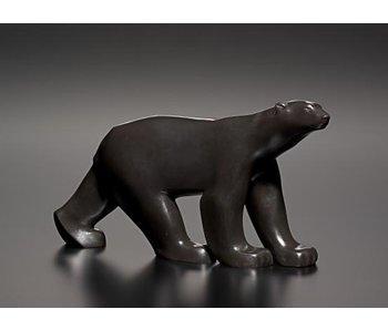 Mouseion Oso polar marrón, pompón