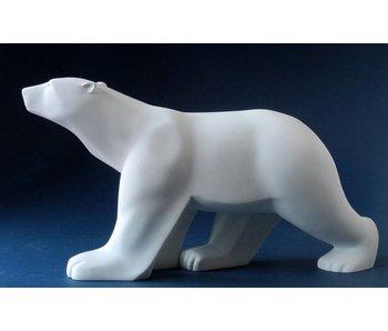 Pompon Polar bear L'Ours Blanc - L