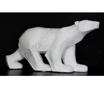 Pompon L'Ours Blanc - XXL