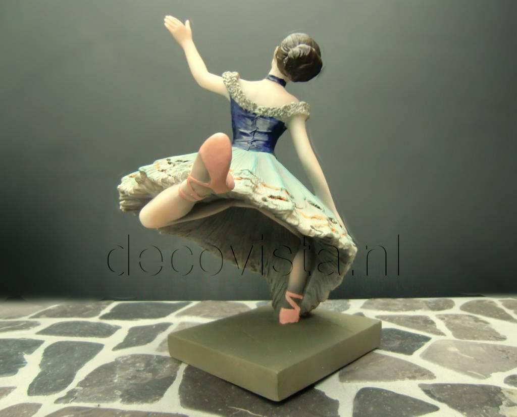 EDGAR DEGAS Green Ballet Danseuse Verte Ballerina Dancer Statue Sculpture