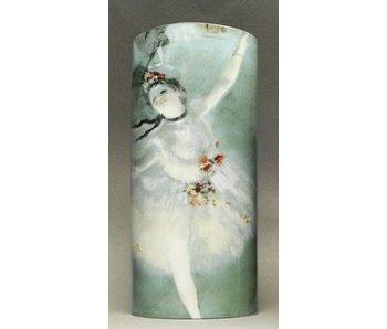 Mouseion florero de Edgar Degas, Silhouette d'Art Vases