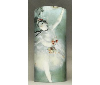Mouseion Vase Edgar Degas, Silhouette d'Art