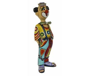 Toms Drag Clown Moretti, clownsbeeld