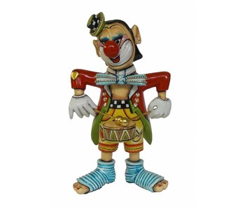 Toms Drag Clownsbeeldje Arturo
