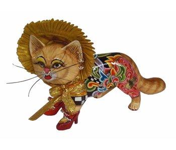 Toms Drag Kat Matilda, kattenbeeldje - M