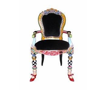 Toms Drag Armstoel Versailles, moderne klassieker