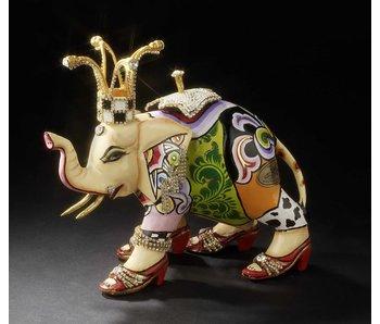 Toms Drag Elephant Juliana - L - Diamond