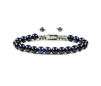 Karma Blue Sandstone pulsera - unisex