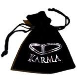 Karma Karma Armband Too blue to be true - unisex