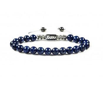Karma Bracelet Too blue to be true by Karma - unisex