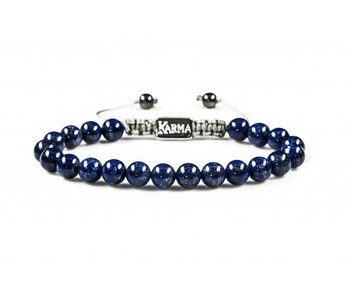 Karma Too blue to be true pulsera - unisex
