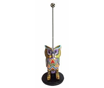 Toms Drag Doorstop Owl Hugo by Toms Drag