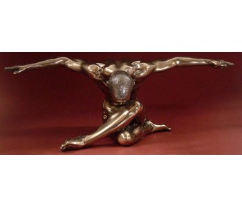 BodyTalk Athlete with arms outstretched