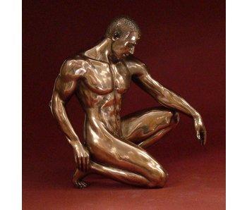 BodyTalk Bodybuilder figurine,  naked man