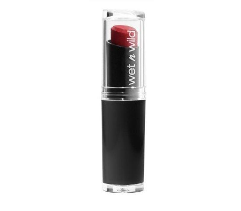 Wet 'n Wild MegaLast Lip Color Stoplight Red
