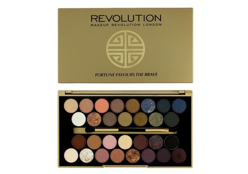 Makeup Revolution Fortune Favours the Brave Palette
