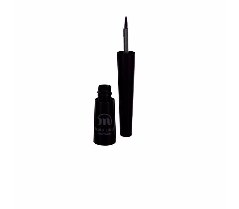 Makeup Studio Fluid Liner Sparkling Black