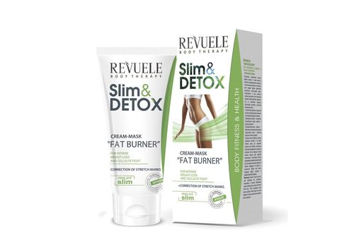 Revuele Slim and Detox Fat Burner Green