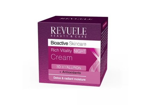 Revuele 3D Hyaluron Night Cream