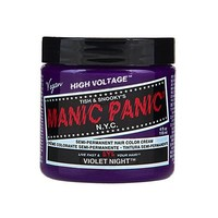 Manic Panic Violet Night Hair Color