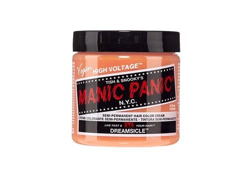 Manic Panic Hair Color Pastel Dreamsicle