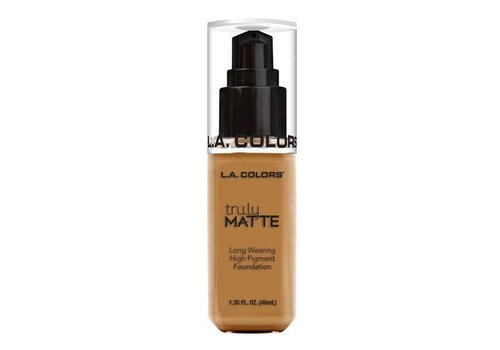 LA Colors Truly Matte Foundation Cafe