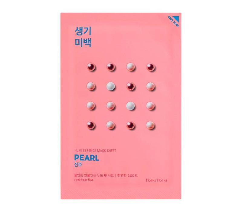Holika Holika Pure Essence Mask Sheet Pearl