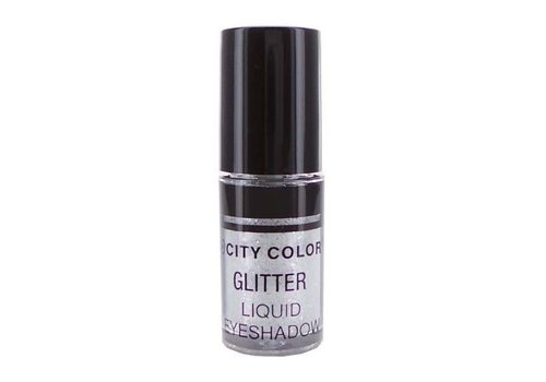 City Color Glitter Liquid Eyeshadow Iridescent Pearl