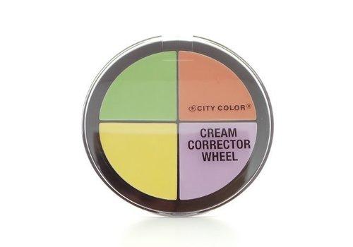 City Color Color Corrector Wheel