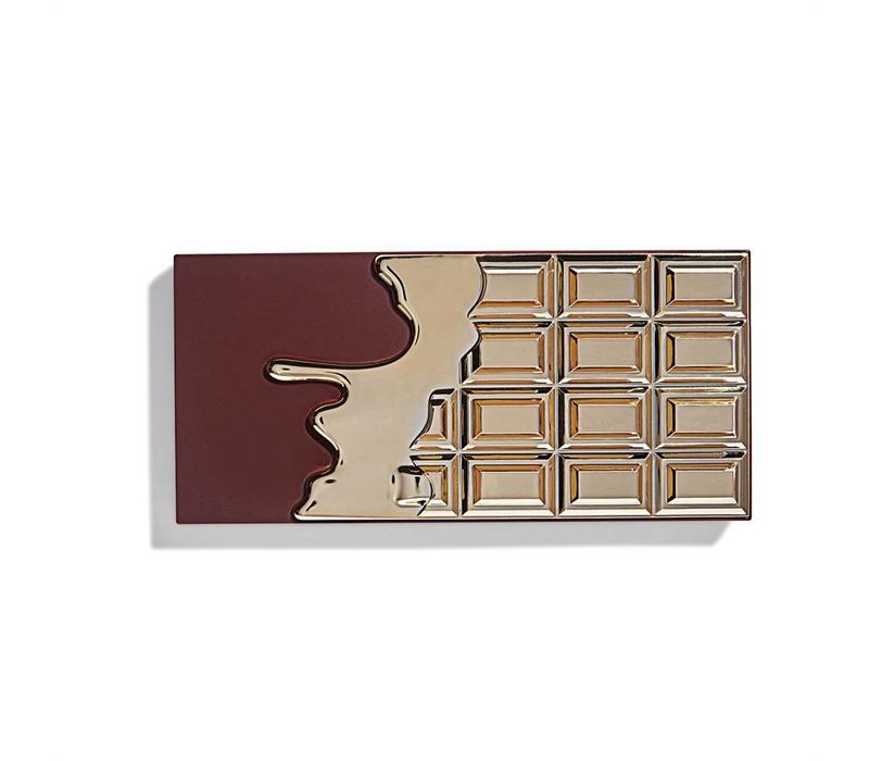 I Heart Makeup Chocolate 24K Gold Palette