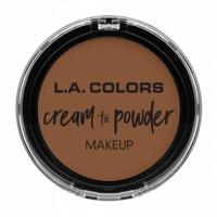 LA Colors Cream to Powder Foundation Toast