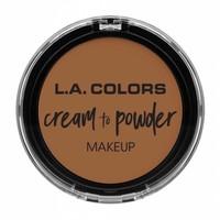 LA Colors Cream to Powder Foundation Sand
