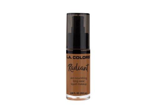 LA Colors Radiant Liquid Foundation Ginger