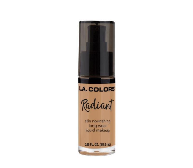 LA Colors Radiant Liquid Foundation Light Toffee