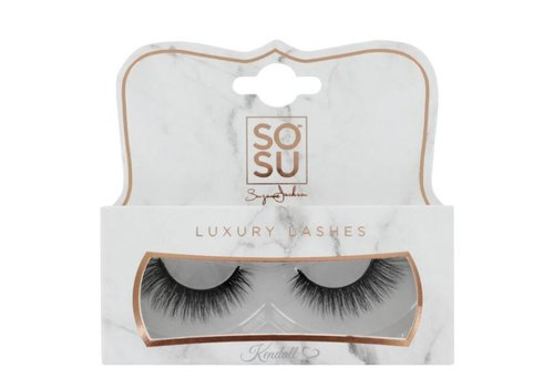 SOSU by Suzanne Jackson 3D Luxury Fibre Lashes Kendall
