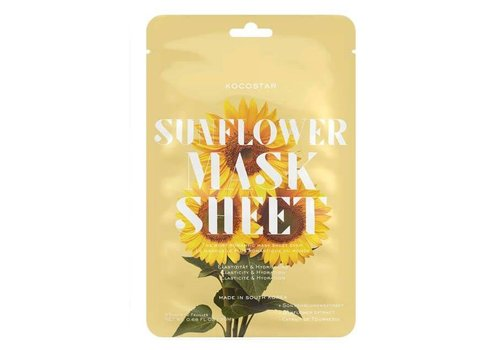 Kocostar Slice Mask Sheet Sunflower