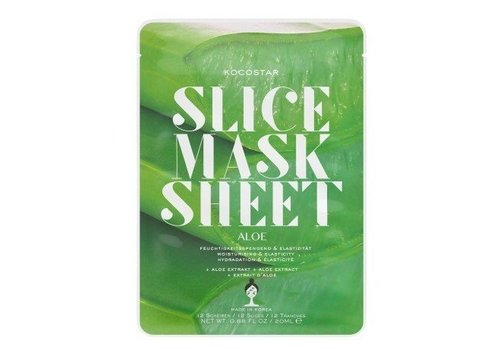 Kocostar Slice Mask Sheet Aloe