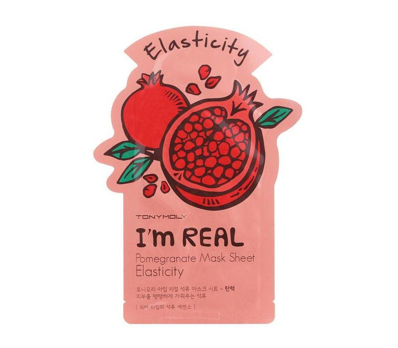 Tonymoly I'm Real Pomegranate Mask Sheet