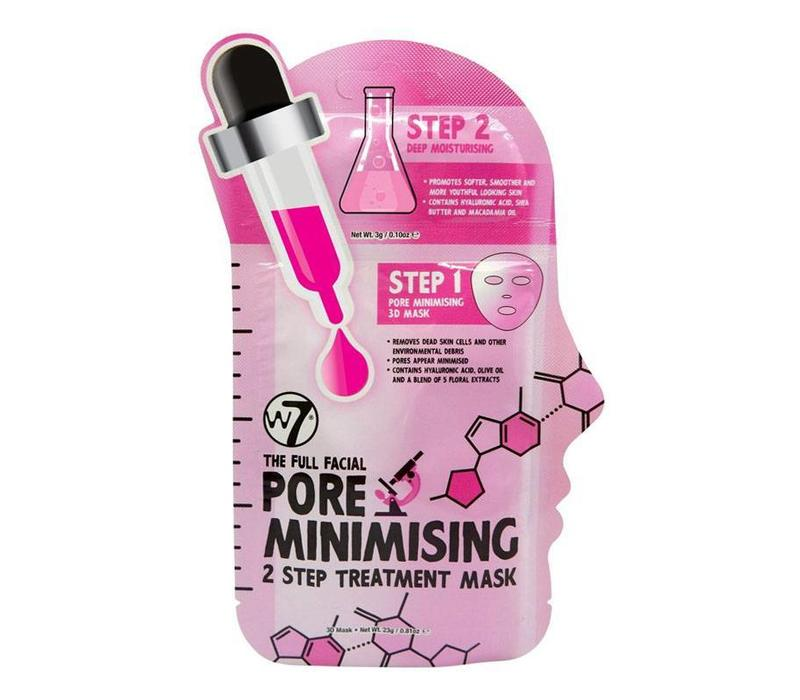 W7 Cosmetics Pore Minimizing Face Mask
