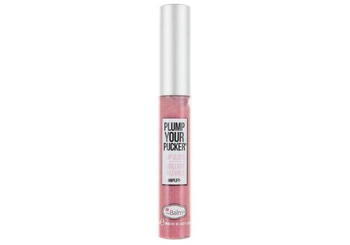 TheBalm Plump Your Pucker Lipgloss Amplify