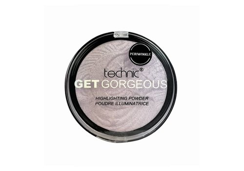 Technic Get Gorgeous Highlighting Powder Periwinkle