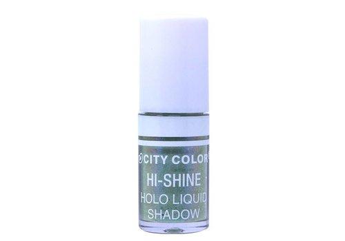 City Color Hi-Shine Holo Liquid Eyeshadow Aqua