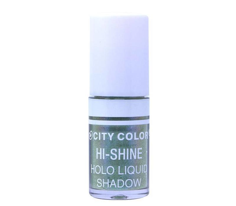City Color Hi-Shine Holo Liquid Eyeshadow Aqua