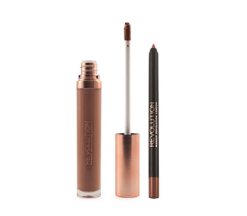 Makeup Revolution Retro Luxe Kits Matte Noble