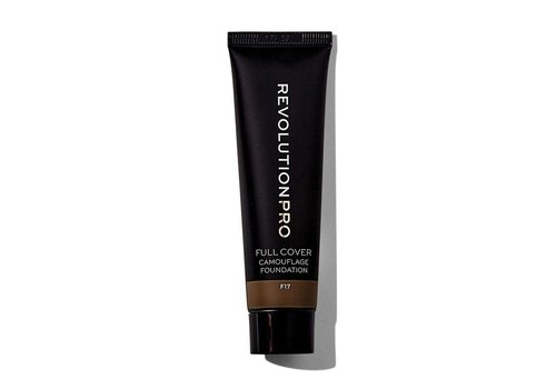 Revolution Pro Full Cover Camouflage Foundation F17