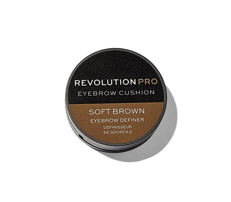 Revolution Pro Eyebrow Cushion Soft Brown