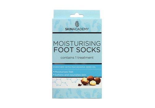 Skin Academy Moisturising Foot Mask Macadamia