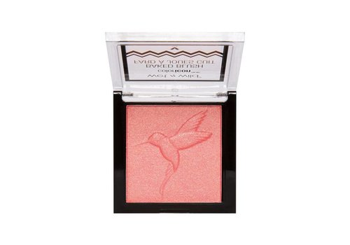 Wet n Wild Color Icon Blush Don't Flutter Yourself