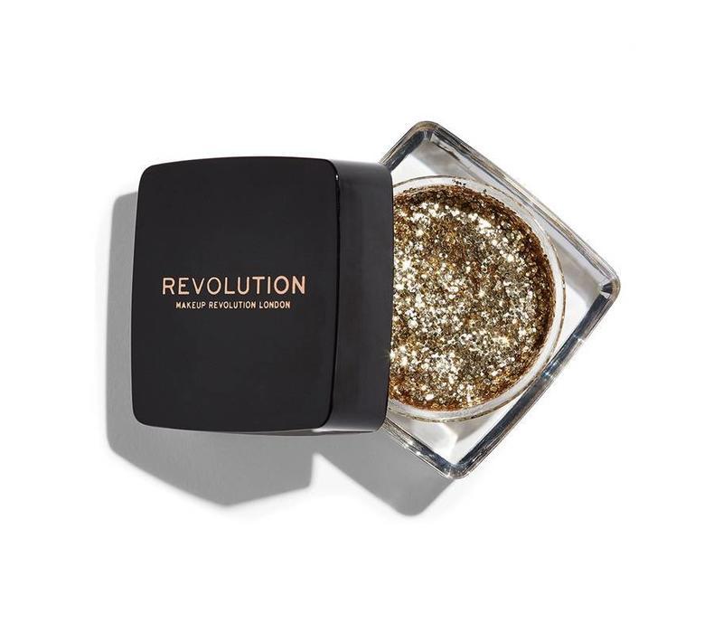 Makeup Revolution Glitter Paste Power Hungry