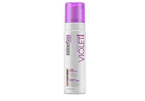 MineTan Violet Self Tan Foam